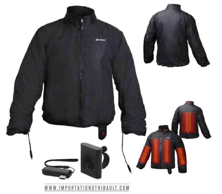 vente chaude en ligne a6fe0 d8e5d Vêtements :: Chauffant