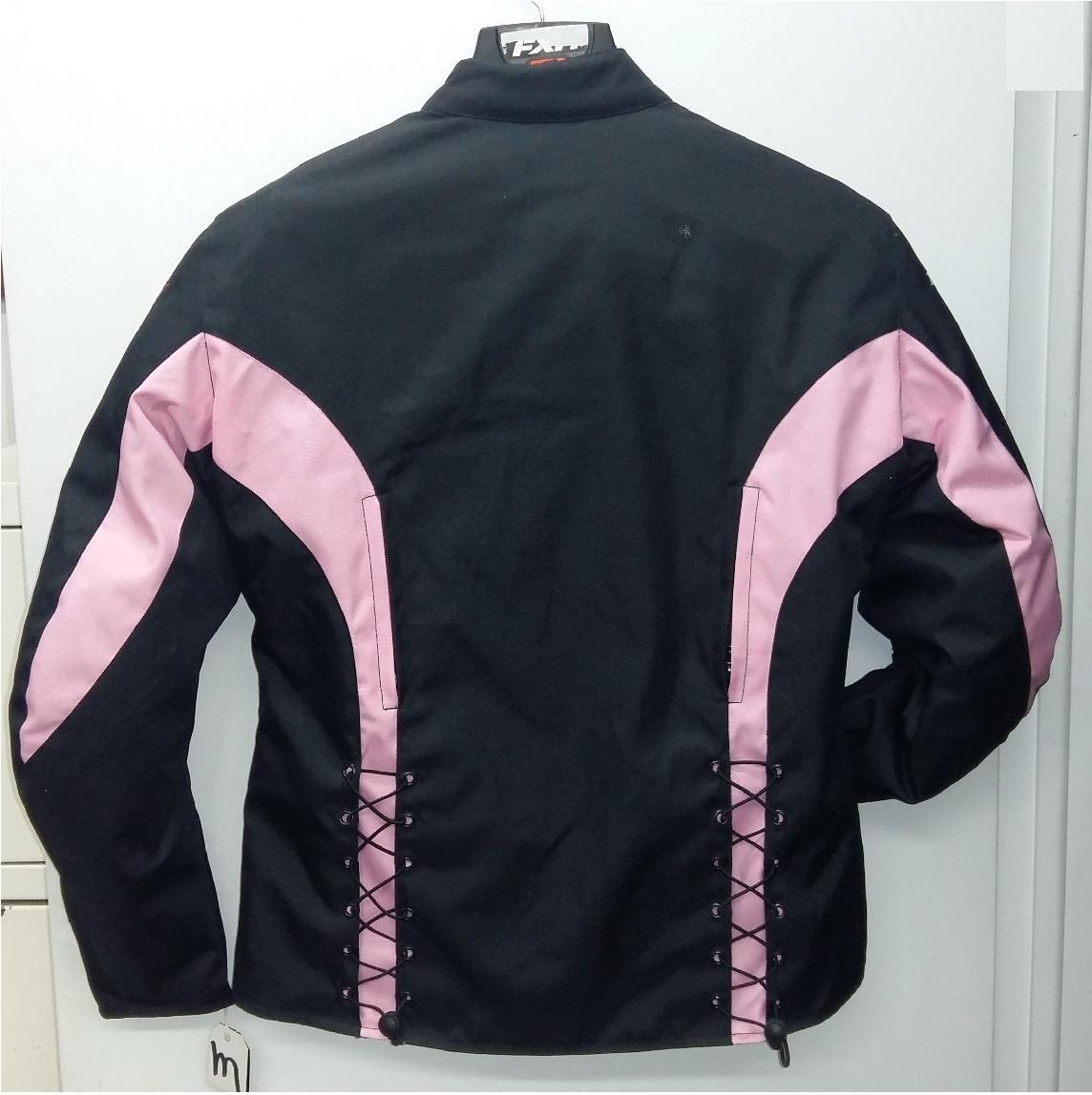 v tements v tements moto et vtt t manteau de moto femme manteau de moto rose pour. Black Bedroom Furniture Sets. Home Design Ideas
